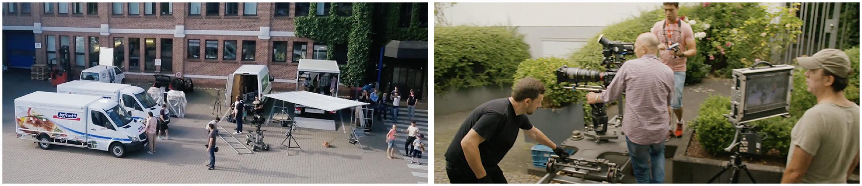 Mit Bewegtbild Menschen bewegen - HBDG